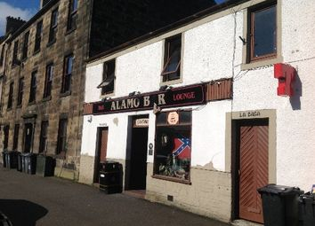 Thumbnail Pub/bar for sale in Paisley, Renfrewshire