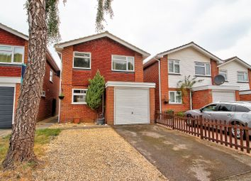 Thumbnail 4 bed detached house for sale in Adam Close, Baughurst, Tadley