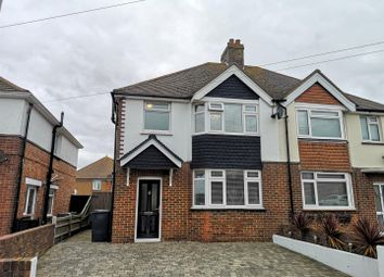 Churchdale Road, Eastbourne BN22. 3 bed semi-detached house for sale