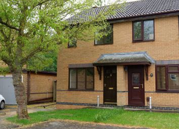 Thumbnail 3 bed semi-detached house to rent in Derwent Close, Stukeley Meadows, Huntingdon