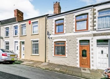 Thumbnail 3 bed terraced house for sale in Commercial Road, Barry