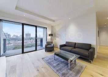 Thumbnail 3 bedroom flat to rent in Globe House, London City Island, London
