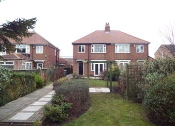 Thumbnail 3 bed semi-detached house for sale in Friarage Mount, Northallerton