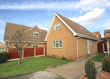 Thumbnail 3 bed detached house for sale in Granby Court, South Elmsall, Pontefract, West Yorkshire