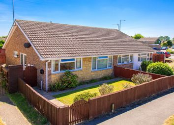 Thumbnail 2 bed semi-detached bungalow for sale in Fjord Walk, Corby