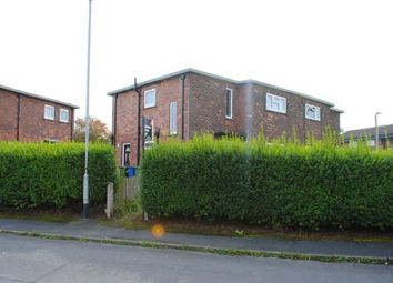 Thumbnail 1 bed flat for sale in Bevin Avenue, Culcheth, Warrington
