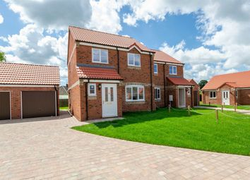Thumbnail 3 bedroom semi-detached house for sale in Plot 168, The Rowans, Fakenham