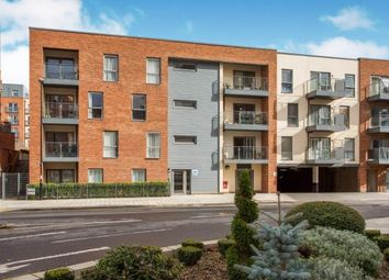 Thumbnail 2 bed flat for sale in John Thornycroft Road, Woolston, Southampton