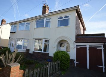 Thumbnail 3 bed semi-detached house for sale in Neville Road, Bromborough, Merseyside