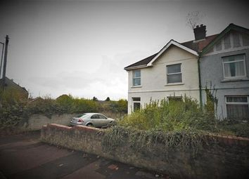 Thumbnail 3 bedroom semi-detached house for sale in Goetre Fach Road, Killay, Swansea