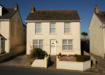 Thumbnail 4 bed detached house for sale in Trekenning Road, St. Columb, Cornwall
