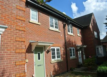 Thumbnail 3 bed terraced house for sale in Tully Close, Bourne, Lincolnshire