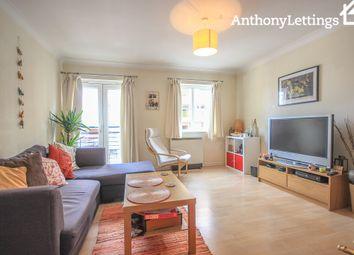 Thumbnail 2 bed flat to rent in Pegs Lane, Hertford