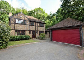 4 bed detached house for sale in Marjoram Close, Farnborough GU14