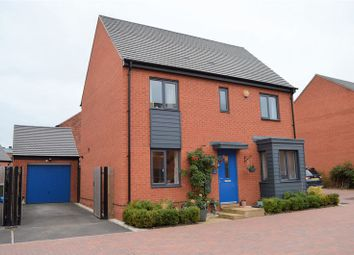 Thumbnail 3 bedroom detached house for sale in Pantulf Close, Lawley, Telford, Shropshire.