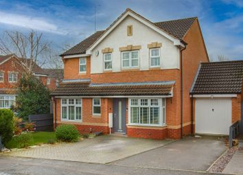 4 bed detached house for sale in Jackfield Close, Matchborough East, Redditch, Worcs. B98