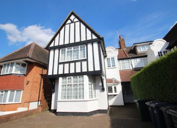 Thumbnail 1 bedroom flat to rent in West Heath Drive, Golders Green