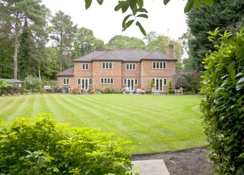 Thumbnail 5 bed detached house for sale in Stunning Seclusion, Prince Albert Drive, Ascot