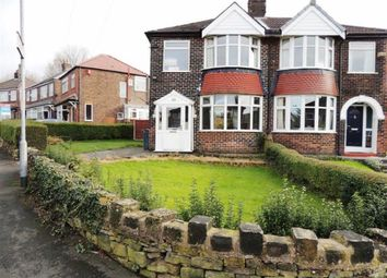 Thumbnail 3 bedroom semi-detached house for sale in Ashfield Drive, Clayton Bridge, Manchester