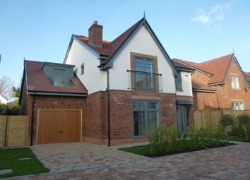 Thumbnail 4 bed detached house to rent in Phoenix Court, Parkgate, Neston