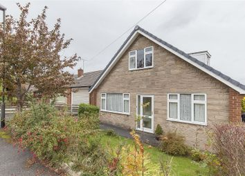Thumbnail 4 bed detached bungalow for sale in Harehill Crescent, Wingerworth, Chesterfield
