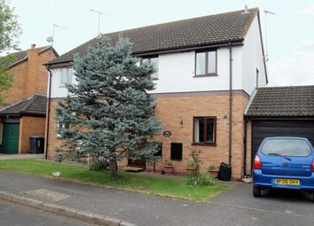 Thumbnail 3 bed semi-detached house for sale in Kingfisher Way, Alcester