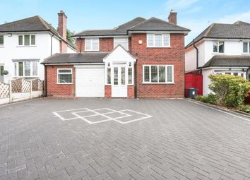 Thumbnail 4 bed detached house for sale in Rectory Road, Sutton Coldfield, .