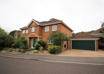 Old Priory Close, Hamble, Southampton SO31. 4 bed detached house