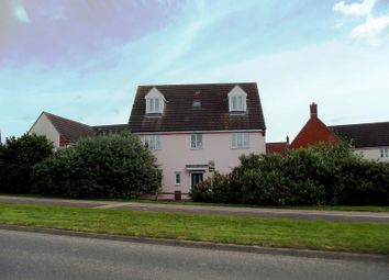 Thumbnail 6 bedroom detached house for sale in Brambling Close, Stowmarket