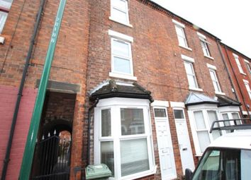 Thumbnail 3 bed end terrace house to rent in Birrell Road, Forest Fields, Nottingham