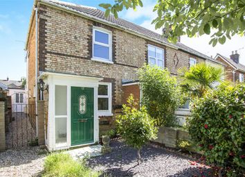 Thumbnail 2 bedroom end terrace house for sale in Shaftesbury Road, Poole