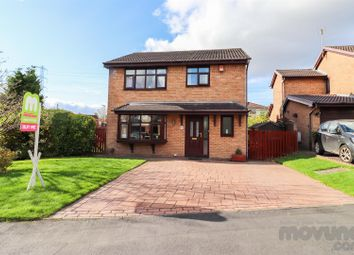 Thumbnail 4 bed detached house for sale in Birchwood, Chadderton, Oldham