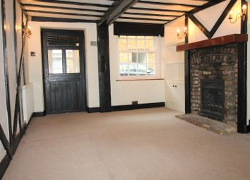 Thumbnail 3 bed cottage to rent in Park Lane, Waltham Cross