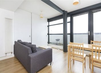 Thumbnail 2 bed flat to rent in Hallings Wharf, 1 Channelsea Road, London