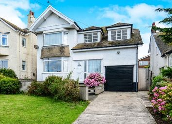 Thumbnail 4 bed detached house for sale in Llandudno Road, Penrhyn Bay, Llandudno, Conwy