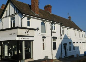 Thumbnail 3 bed flat for sale in High Street, Sunninghill, Ascot