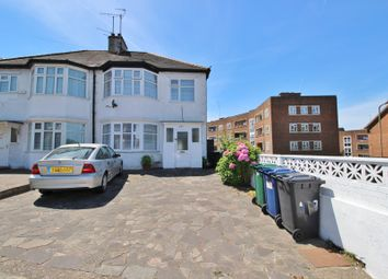 Thumbnail 3 bed semi-detached house for sale in Colney Hatch Lane, London