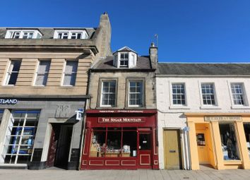 Thumbnail 2 bed flat for sale in High Street, Peebles