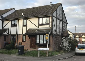 Thumbnail 1 bed property for sale in Queensbury Close, Bedford