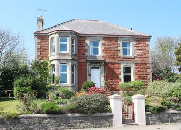 Thumbnail 4 bed detached house for sale in Rose Villa, Victoria Road, Eyemouth