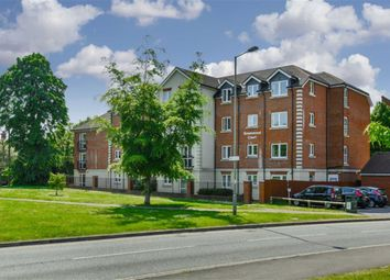 Thumbnail 2 bed flat for sale in Greenwood Court, Epsom, Surrey
