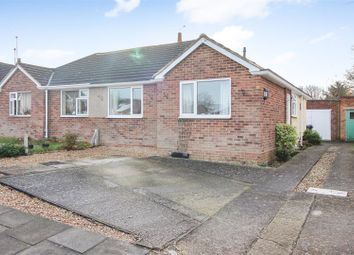 Thumbnail 2 bedroom semi-detached bungalow for sale in Pilgrims Way, Canterbury