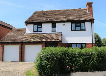 Thumbnail 4 bed detached house for sale in Brett Close, Thame