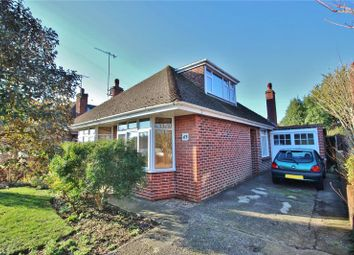 Thumbnail 3 bed detached house for sale in Alfriston Road, Broadwater, Worthing