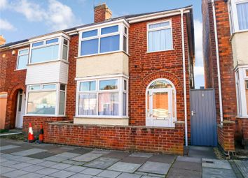 Thumbnail 3 bed semi-detached house for sale in Hallaton Street, Leicester