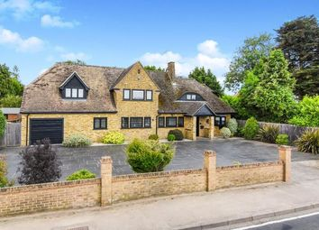 Thumbnail 4 bed detached house for sale in Epping, Essex