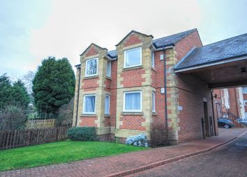 Thumbnail 2 bed flat to rent in Wellway Court, Morpeth