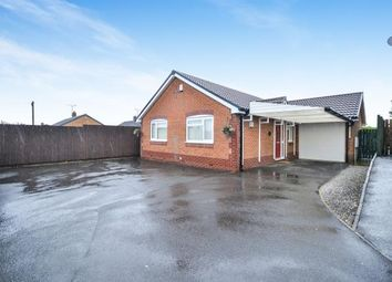 Thumbnail 3 bed bungalow for sale in Burton Rise, Kirkby-In-Ashfield, Nottingham
