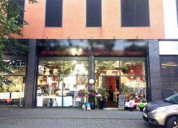 Thumbnail Retail premises for sale in Salford M7, UK