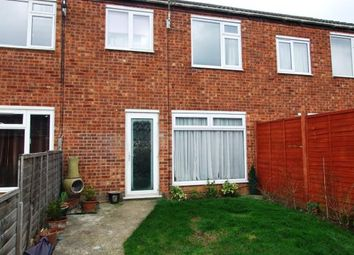 Thumbnail 2 bedroom terraced house for sale in Newmarket, Suffolk